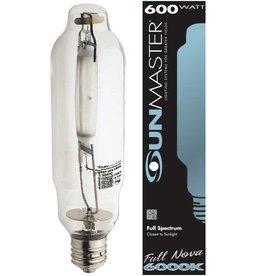Sunmaster SunMaster Full Nova 600W HPS/MH Convertible Universal Bulb (SM80490)