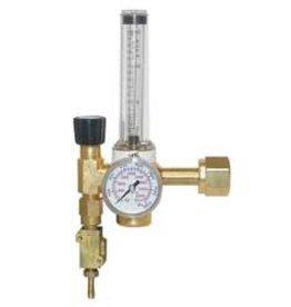 C.A.P. CO2 Regulator / Flowgauge .5-15 SCFH, CAREG1
