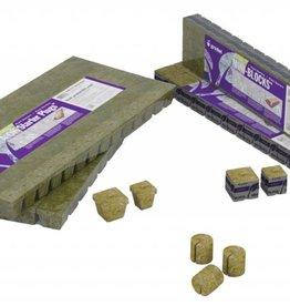 """Grodan Grodan A-OK, Starter Plugs, 36/40 6/15, 1.5"""" x 1.5"""", 98 Cubes per Sheet, UNIT"""