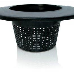 """Hydrofarm Wide Lip Bucket Basket, 8"""",  Per Unit"""