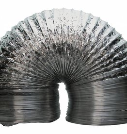 "Active Air Non-Insulated Air Duct, 10"" - 25'"