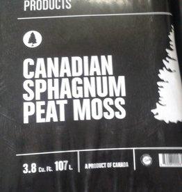 Aurora Aurora - Peat Moss Bale - Canadian Spaghnum 3.8 CFT / 107L