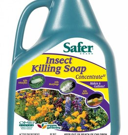 Safer Gro Safer Insect Killing Soap II Conc. 16 oz (6/Cs)