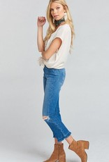 MuMu Jaclyn Mid Rise Jean