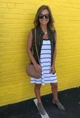 BB Dakota Viviana French Terry Tank Dress