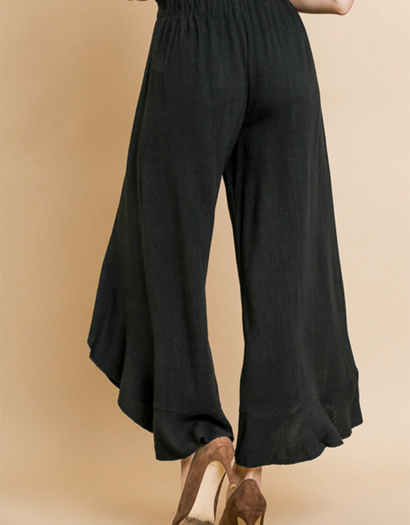 Black Tulip Pant