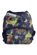 Planet Wise Best Bottom Cotton Diaper Cover