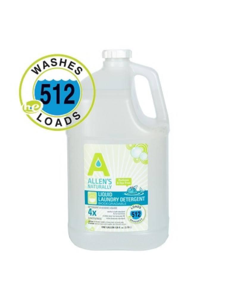 Allen's Naturally Allen's Naturally Detergent