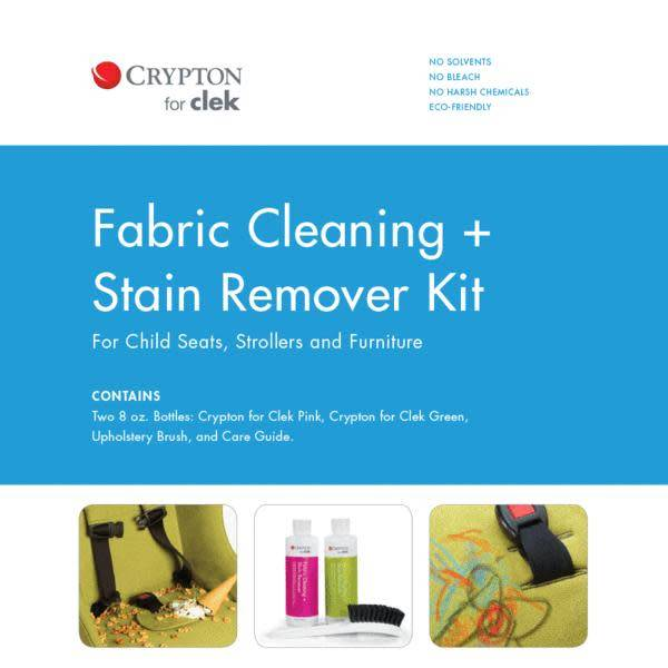 Clek Clek Fabric Cleaning Kit Baby Cotton Bottoms