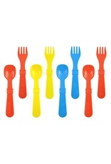 RePlay RePlay 4 Pack Fork & Spoon Set