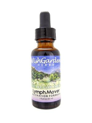 WishGarden Herbs WishGarden Tincture Lymph Mover Activation Formula 1 fl. oz