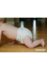 Thirsties Baby Thirsties Natural Fitted