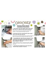 OsoCozy Diapers Osocozy Diaper Sprayer