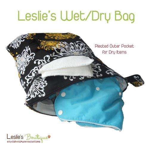 Leslie's Boutique Leslie's Boutique Medium Wet/Dry Bag