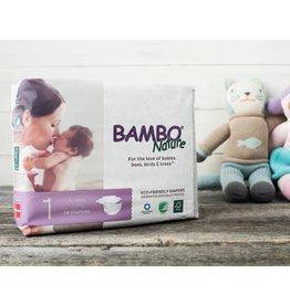 Bambo Nature Bambo Nature Diapers