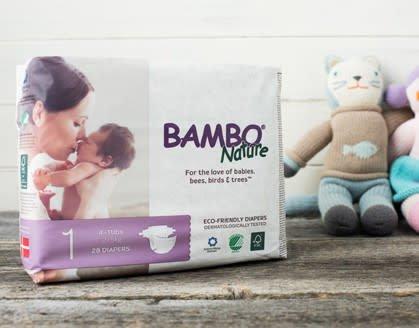 Bambo Nature Bambo Nature Diapers