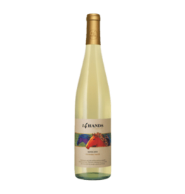 14 HANDS MOSCATO .750L