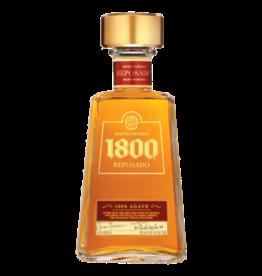1800 REPOSADO TEQUILA .750L