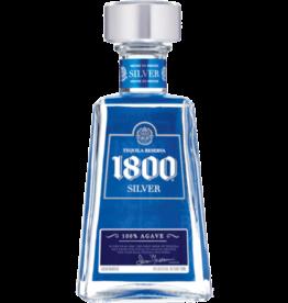 1800 SILVER TEQUILA .750L