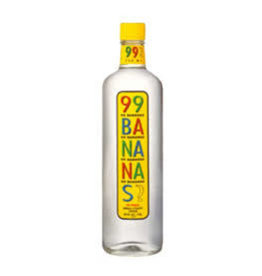 99 BANANAS SCHNAPPS .050L