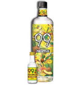 99 PINEAPPLE SCHNAPPS .050L