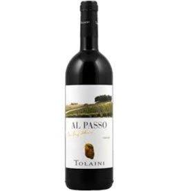 AL PASSO RED WINE .750L
