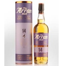 ARRAN 14 YEAR SCOTCH .750L