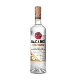 BACARDI COCONUT RUM .750L