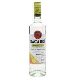 BACARDI PINEAPPLE FUSION RUM .750L