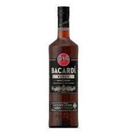 BACARDI SELECT BLACK RUM .375L