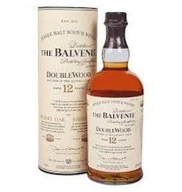 BALVENIE DBLWOOD 12 YEAR SCOTCH .750L