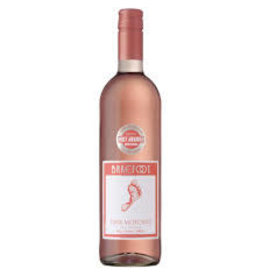 BAREFOOT PINK MOSCATO .187L