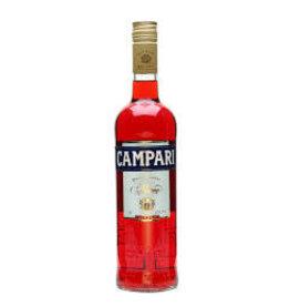 CAMPARI BITTERS .750L