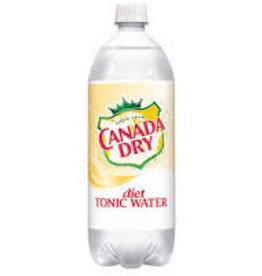 CANADA DRY DIET TONIC 1.0L