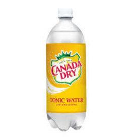 CANADA DRY TONIC 1.0L
