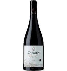 CARMEN PETITE SIRAH .750L