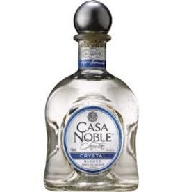 CASA NOBLE CRYSTAL TEQUILA .750L