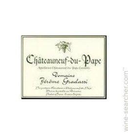 CHATEAUNEUF DE PAPE BLANC .750L