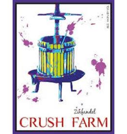 CRUSH FARM ZINFANDEL .750L