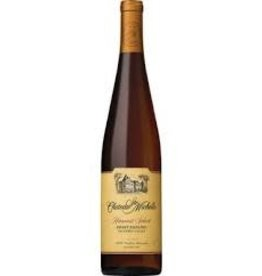 CHATEAU ST MICHELLE HARVEST SELECT RIESLING .750L