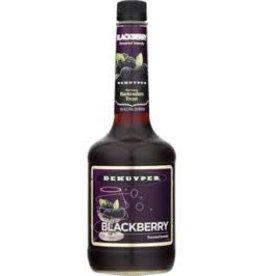 DEKUYPER BLACKBERRY BRANDY .750L