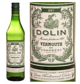 DOLIN  DRY VERMOUTH .750L