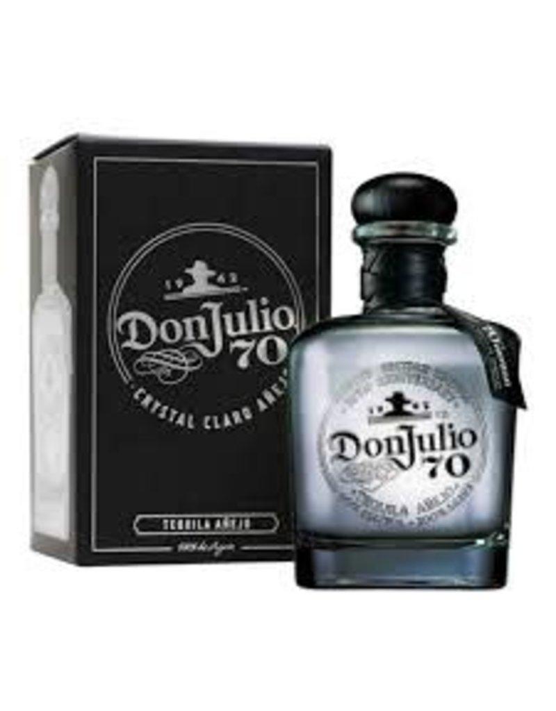 DON JULIO 70 TEQUILA .750L