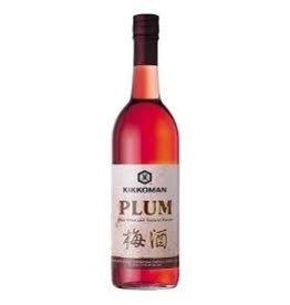 KIKKOMAN PLUM WINE .750L