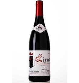 CHATEAU SEGRIES LIRAC RED RHONE WINE .750L