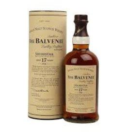 BALVENIE 17 YEAR DOUBLEWOOD SCOTCH .750L
