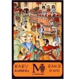 LA MONDIANESE BABY BARB BARBERA D'ASTI .750L