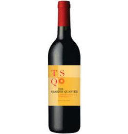 SPANISH QUARTER RED WINE .750L