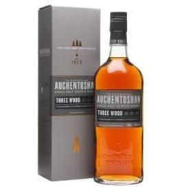 AUCHENTOSHAN 3 WOOD SCOTCH .750L