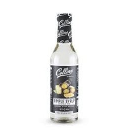 COLLINS SIMPLE SYRUP .375L